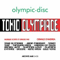 Tokio Olympiade — Oswald d'Andrea and his Orchestra
