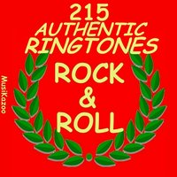 215 Authentic Ringtones Rock & Roll — сборник