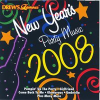 New Year's Party Music 2008 — The Hit Crew