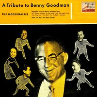 Vintage Vocal Jazz / Swing No. 116 - EP: A Tribute A Benny Goodman — The Modernaires