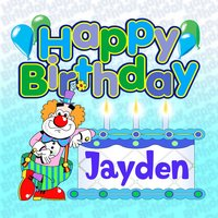 Happy Birthday Jayden — The Birthday Bunch