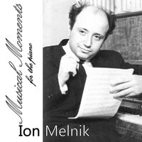 Musical Moments for the Piano — Ion S. Melnik