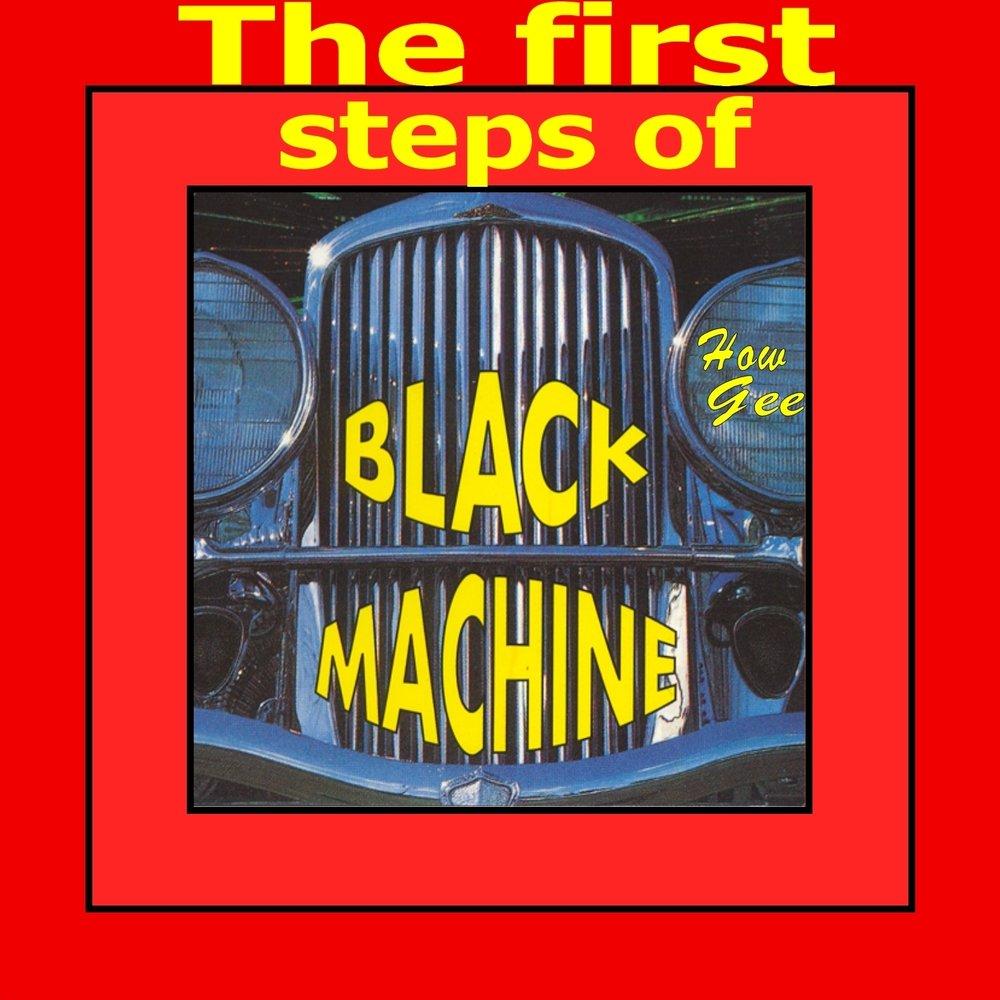 Black Machine Love'n Peace