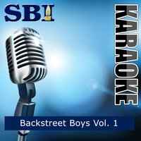 Sbi Gallery Series - Backstreet Boys Voume 1 — SBI Audio Karaoke