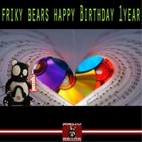 Friky Bears Happy Birthday 1 year — сборник
