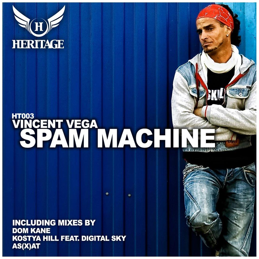 vincent machine