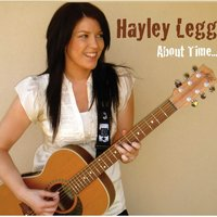 About Time — Hayley Legg
