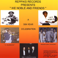 Ike Noble And Friends — Ike Noble And Friends