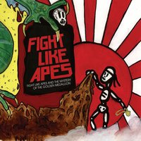 Fight Like Apes and The Mystery of The Golden Medallion — Fight Like Apes