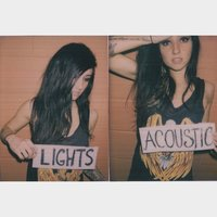 Acoustic — Lights
