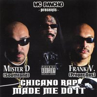 MC Pancho Presents: Chicano Rap Made Me Do It — сборник