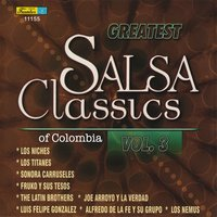 Greatest Salsa Classics Of Colombia, Vol. 3 — сборник