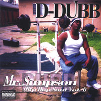 """Mr. Simpson"" (Hip Hop Soul Vol. 1) — D-Dubb"