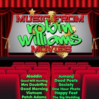 Music from Robin Williams Movies Including Good Will Hunting, Aladdin & Mrs Doubtfire — сборник