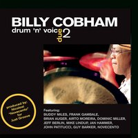 Drum 'n' Voice, Vol. 2 — Billy Cobham