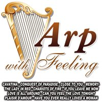 Harp With Feeling — The Quartet Arp Band