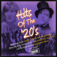 Hits of the 20's — Al Jolson