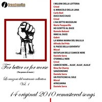 For Better or for Worse : Le canzoni del ventennio collection, Vol. 1 — сборник