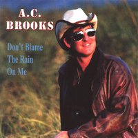 Don't Blame The Rain On Me — A.C. Brooks