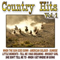 Country Hits Vol.1 — The Cowboy Band