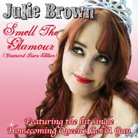 Smell the Glamour - The Tiara Edition — Julie Brown