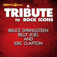 A Tribute to Rock Icons Bruce Springsteen, Billy Joel and Eric Clapton — The Hit Crew