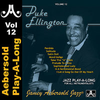 Duke Ellington - Volume 12 — Ron Carter, Jamey Aebersold Play-A-Long, Kenny Barron, Ben Riley
