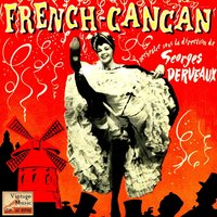 Vintage Belle Epoque No. 37 - EP: French - Can Can — Georges Derveaux