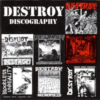 Discography: 1990-1994 — Destroy