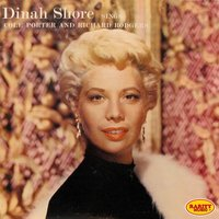 Dinah Shore Sings Cole Porter and Richard Rodgers — Dinah Shore