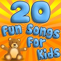 20 Fun Songs For Kids (Classic Children's Music) — Children Music Unlimited