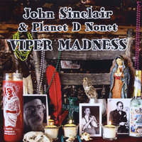 Viper Madness — John Sinclair and the Planet D Nonet
