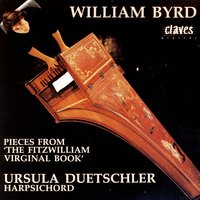 William Byrd/ Harpsichord Works — Ursula Duetschler