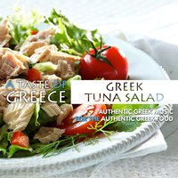 A Taste of Greece: Greek Tuna Salad — сборник