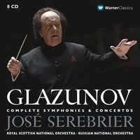 Glazunov : Complete Symphonies & Concertos — Royal Scottish National Orchestra, Russian National Orchestra, Jose Serebrier, Александр Константинович Глазунов