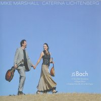 JS Bach — Mike Marshall, Caterina Lichtenberg, Mike Marshall & Caterina Lichtenberg