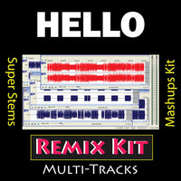 Hello (Multi Tracks Tribute to Martin Solveig feat Dragonette) — REMIX Kit