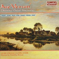 Ave Verum - Favourite Parish Anthems — Timothy Brown, Samuel Sebastian Wesley, Thomas Ford, Robert Stone, Thomas Campion, Gordon Jacob