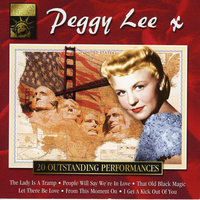 American Legend - Peggy Lee — Peggy Lee