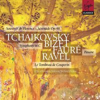 Tchaikovsky: Serenade for Strings etc. — Richard Hickox/City Of London Sinfonia