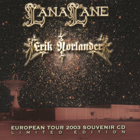 European Tour 2003 Limited Edition — Lana Lane & Erik Norlander