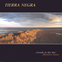 Clouds in the sky — Tierra Negra
