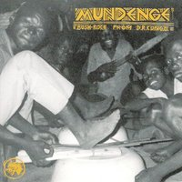 Mundenge. Bush Rock from D.R. Congo — Anon.