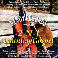 2-n-1 Country/Gospel — сборник