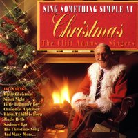 Sing Something Simple At Christmas — Cliff Adams, The Cliff Adams Singers