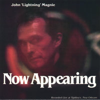 Now Appearing — John Magnie