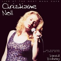Live at the West Bank Café — Christiane Noll