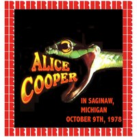 Saginaw, Michigan, October 9, 1978 — Alice Cooper