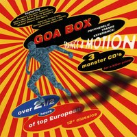 Goa Box - Trance 4 Motion — сборник