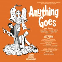 Anything Goes — Cole Porter, Eileen Rodgers, Hal Linden, Mickey Deems, Margery Gray, Kenneth Mars, Mildred Chandler, Warren Wade, Barbara Lang, Off-Broadway Cast of Anything Goes (1962)